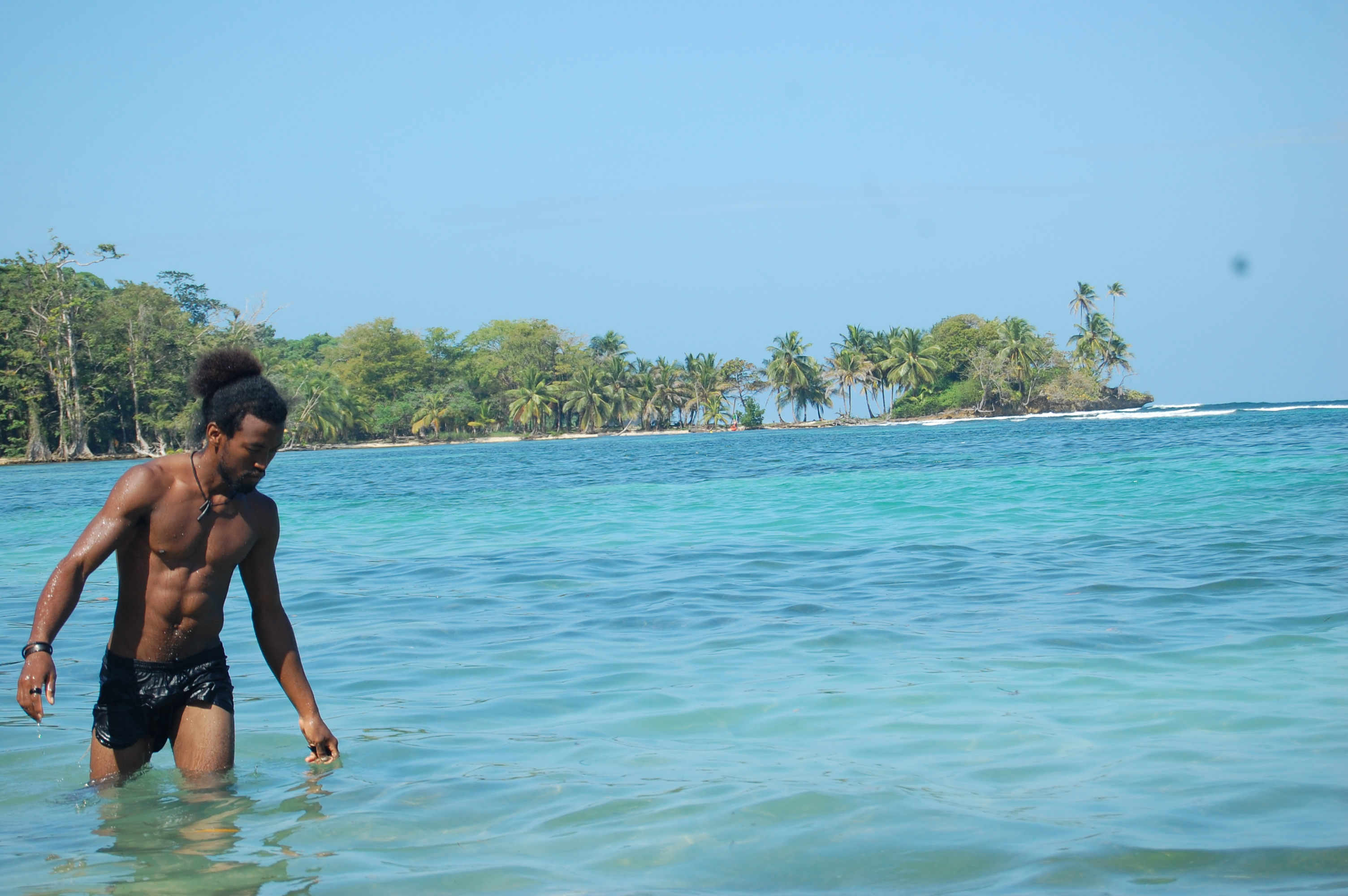 The beaches of Bocas del Toro are filled with beauty!