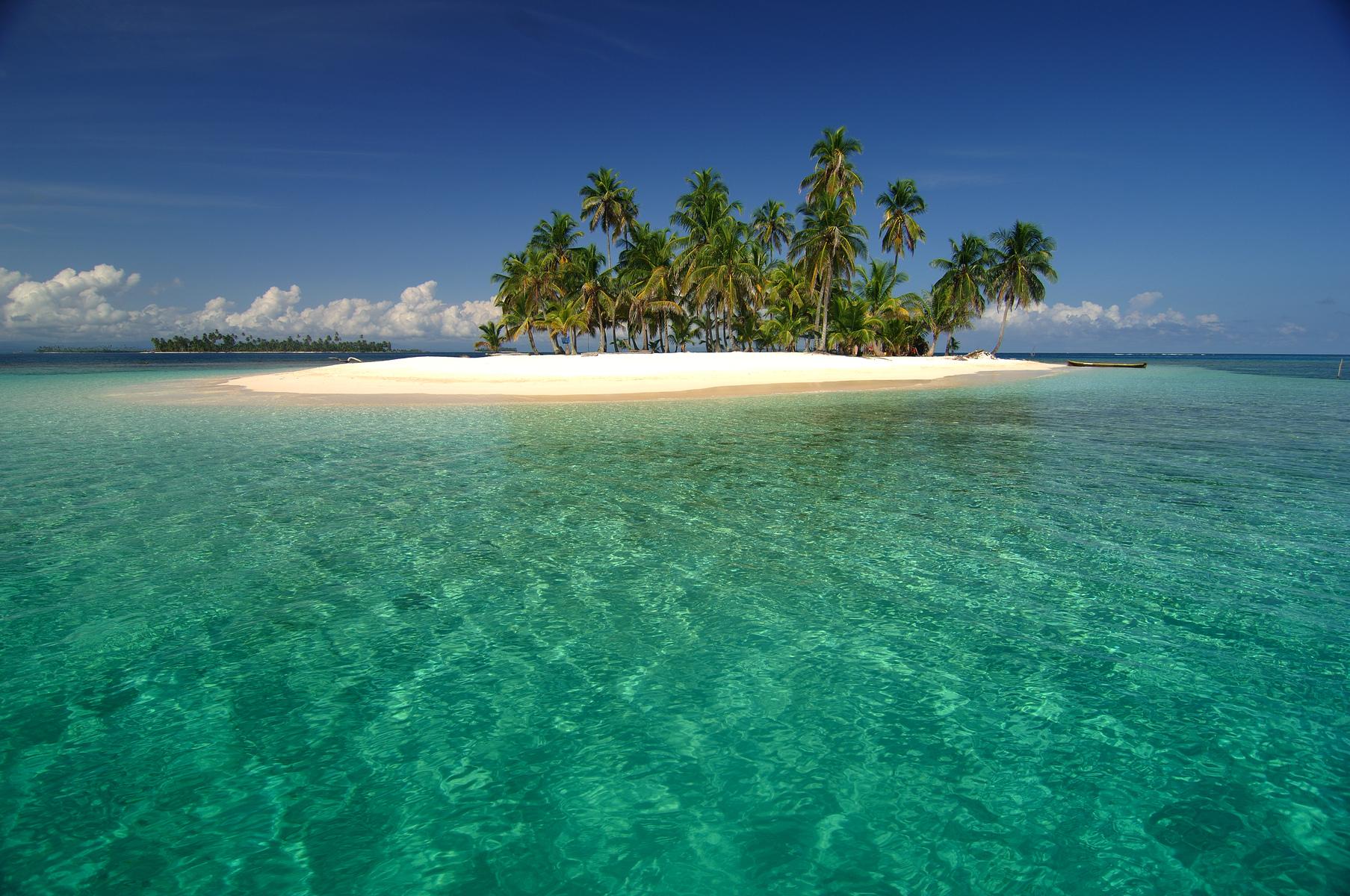 Stunning Island in Panama