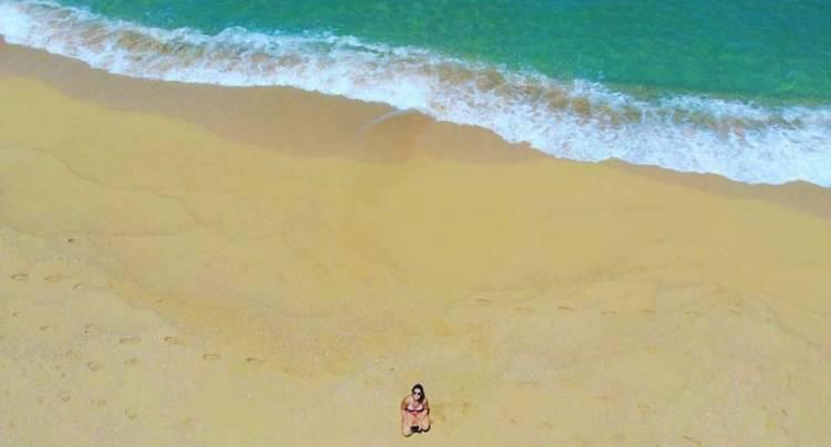 #LaPlayaEsDeTodos Beach in Bocas del Toro, Panama