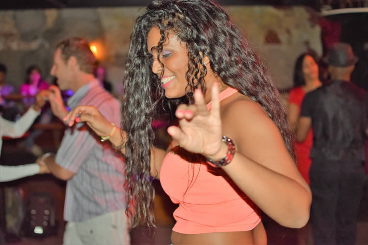 Dancing and Partying in Panama City, Panama