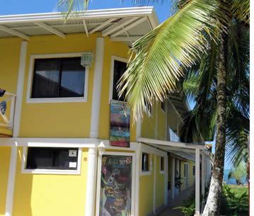 Hostal Mamallena in Bocas del Toro, Panama