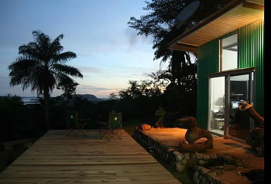 Alouatta Lodge. Chorcha, Panama