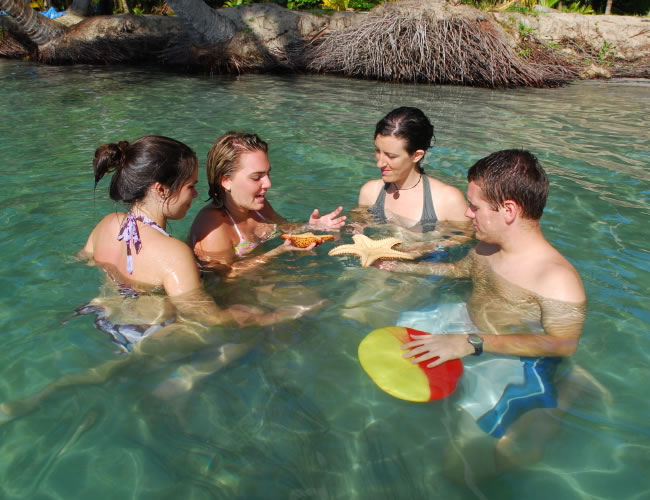Bocas del Toro is the ideal place for a Spanish learning vacation!