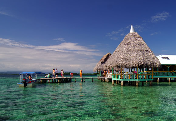 Bocas del Toro, in Panama's Caribbean, is one of Panama's most exciting destinations