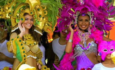 Carnivals in Azuero, Panama