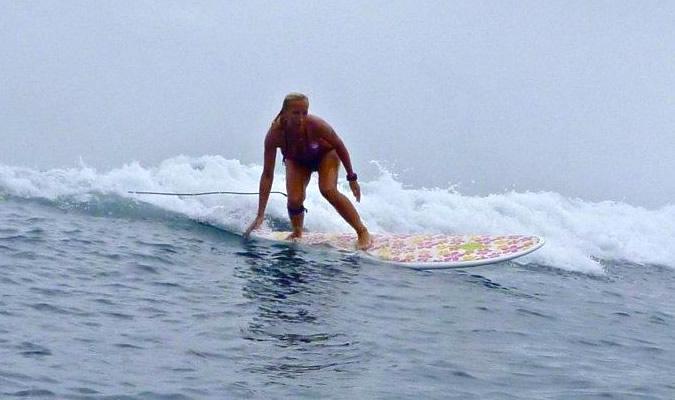 Surf Instructor Joan, from Mono Loco Surf School