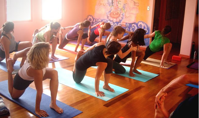 Laura is the only certified Yoga instructor on the island and offers hour long classes at a variety of times throughout the week.