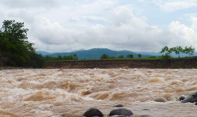 The Chiriqui River