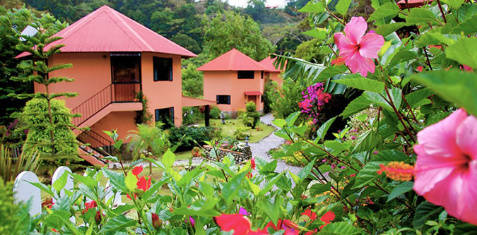 The Boquete Garden Inn, one of Panama's most sought after boutique hotels, located in the Palo Alto region of Boquete