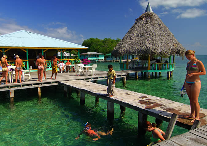 There are plenty of things to do in Bocas del Toro. Even if you are on a budget, you can easily spend 3 or 4 weeks without running out of stuff to do.