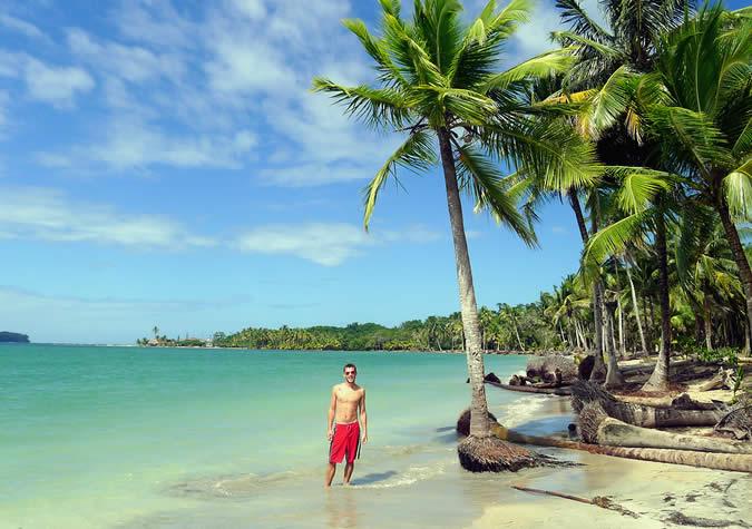 Boca Del Drago Beach Panama