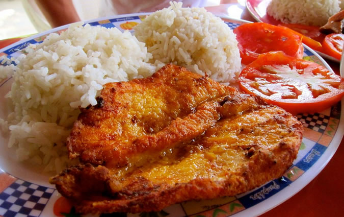Panama famous food food the secret to experiencing authentic panama family home stays forumfinder Image collections