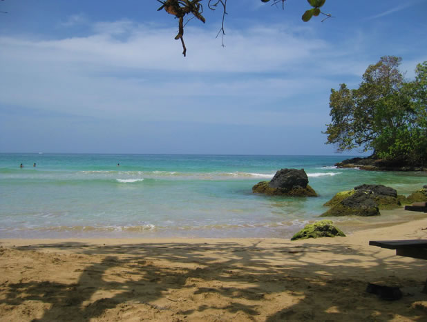 Bocas del Toro is all about the beaches... make sure to not miss Red Frog, specially when there are no waves!