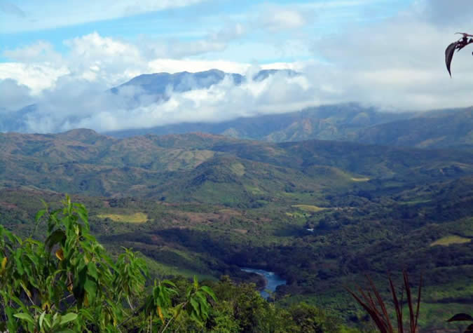 The Ngäbe-Buglé Comarca encompasses some of Panama's most beautiful places