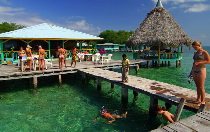 Warm Caribbean waters? Bocas del Toro... for sure!