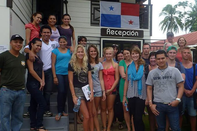 At Habla Ya you will find like minded people who are serious about learning Spanish but also want to have the time of their life!At Habla Ya you will find like minded people who are serious about learning Spanish but also want to have the time of their life! We have students of all different ages and walks of life, and from all over the world: USA, Germany, Holland, Switzerland, Sweden, South Africa, Australia, France, United Kingdom, Norway, Brazil, etc.