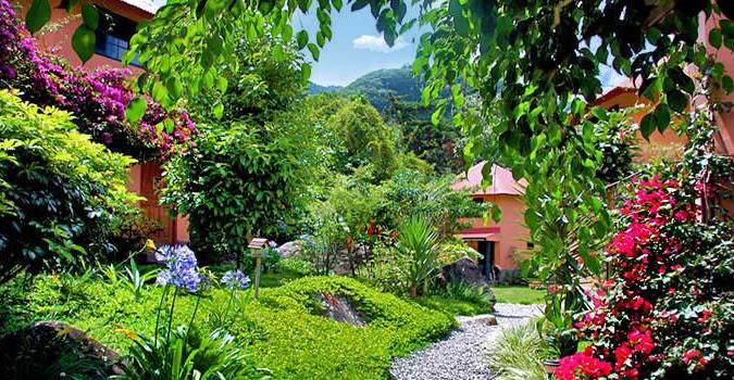 Boquete Garden Inn. Photo credit Jason Morris.