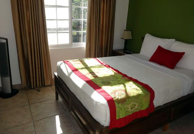 Bedroom at Casa de la Abuela