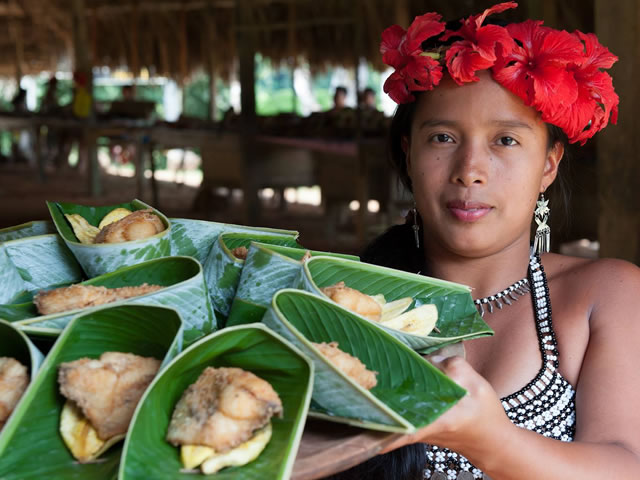 Fresh ingredients are a keystone of Panama's cuisine