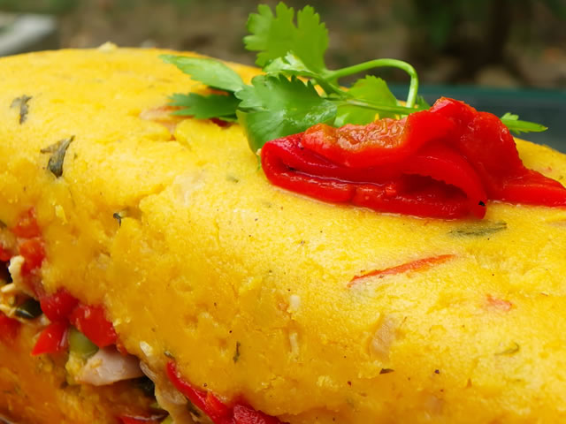 Panamanian Tamales