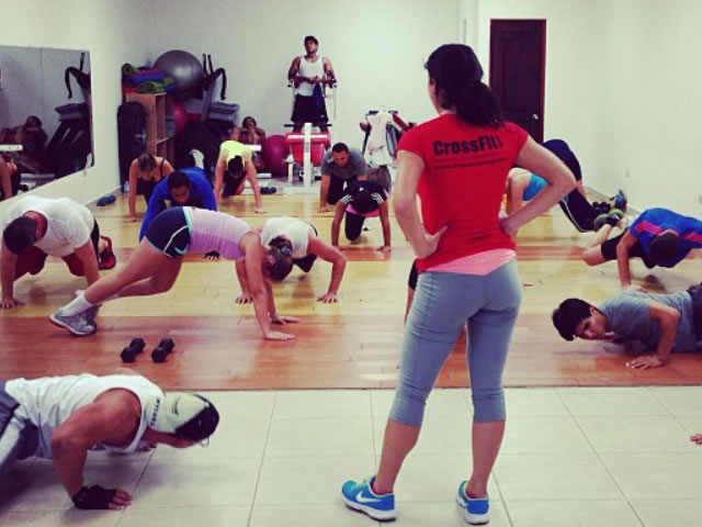 B-Fit Gym in Boquete, Panama