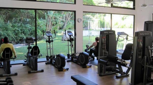Haven Gym in Boquete, Panama