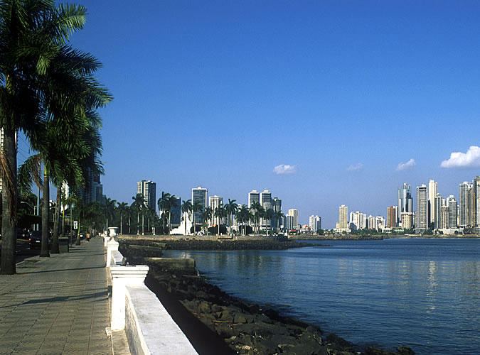 Panama City is the ideal city for a Spanish learning vacation!