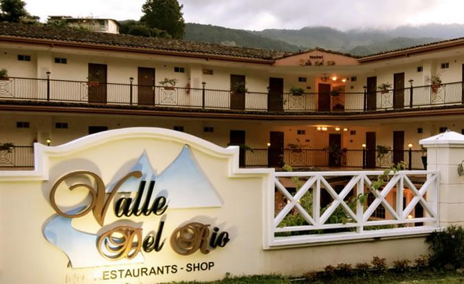 Valle del Rio in Boquete, Panama