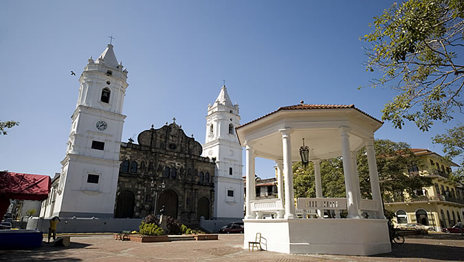The Casco Viejo in Panama City is full of colonial history