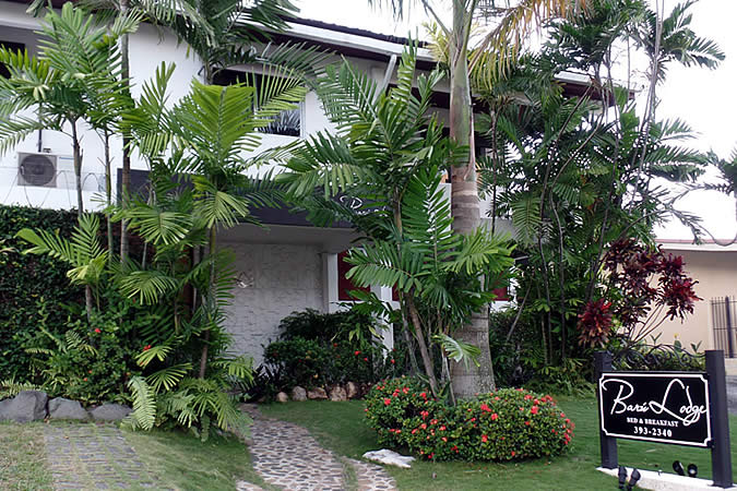 Baru Lodge is also a very convenient place to stay for our Spanish students as it's only a 4 minute walk away from Habla Ya Panama City