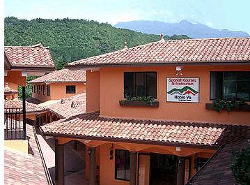 Spanish school in Boquete, Panama