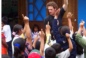 Volunteer Projects in Panama